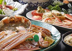 <!--【GoToトラベルキャンペーン対象】-->活がに料理 Bコース